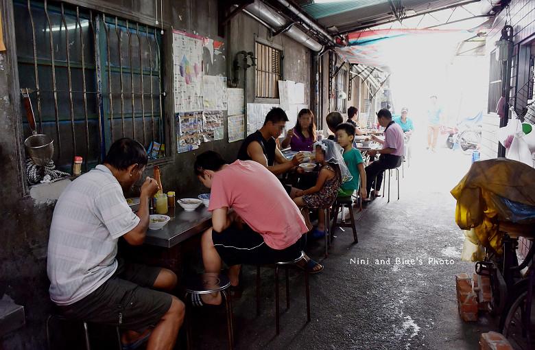 建國市場巷口無名麵攤10