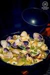 Sydney Food Blog Review of Mugen Ramen, Melbourne CBD: Pipi Sake Mushi, $15