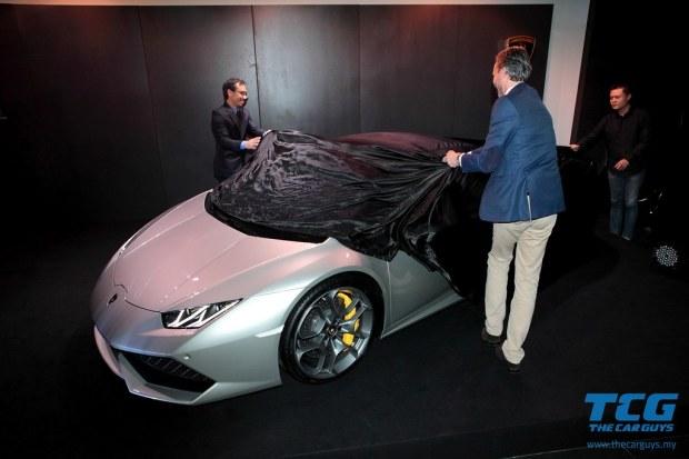 Lamborghini Huracán Spyder (2)