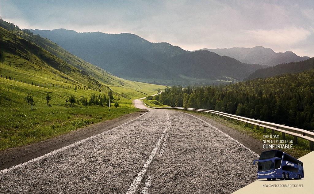 Viação Cometa - Road