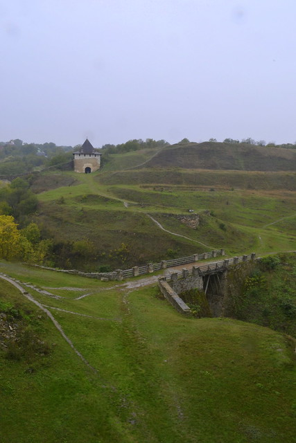 Ukrainian Castles_Khotyn grounds