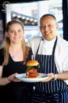 Sydney Food Blog Review of Danno's, Dee Why: The Titanic, with chef Ashraf Saleh