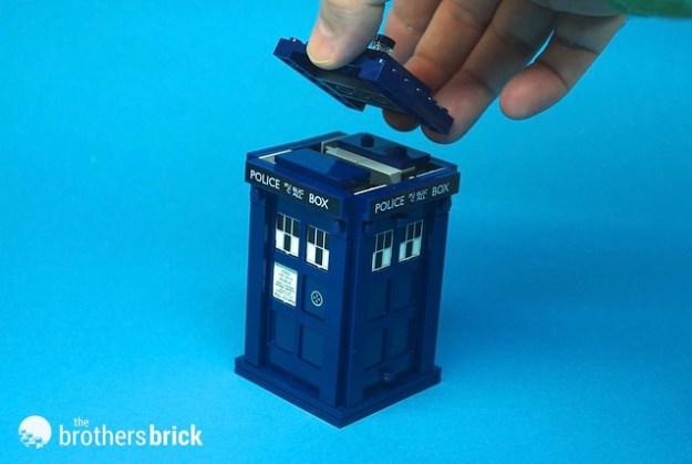 LEGO Doctor Who set (9)