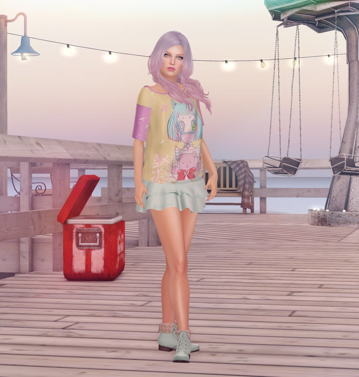 Juicy Bomb Second Life Fashion Blog