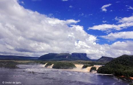 Lago Canaima