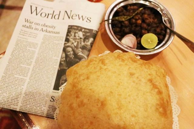 City Food - Chhole Bhature, Kwality Restaurant