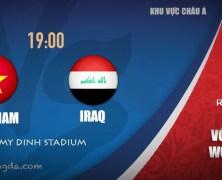 Xem lại: Việt Nam vs Iraq