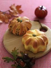 かぼちゃパン 20151023-IMG_9788