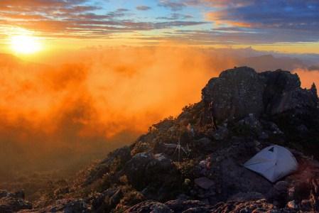 Pico do Itobira -Chapada Diamantina- BA