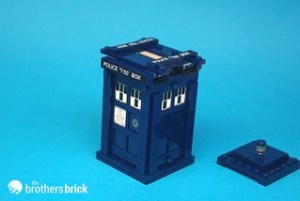 LEGO Doctor Who set (11)