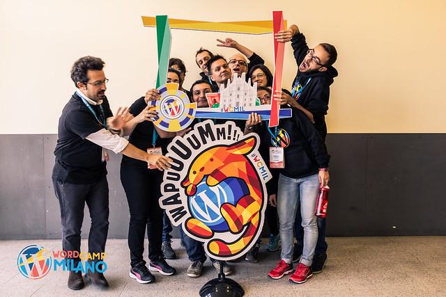 WCMilano 2016 - Organizers