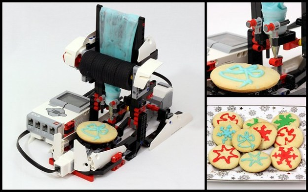 Mindstorms Cookie Icing Machine - EV Icer