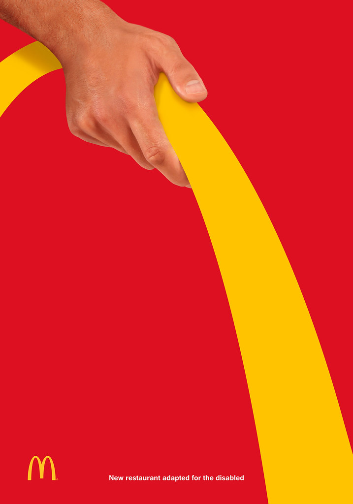 McDonald's - Wheelchair