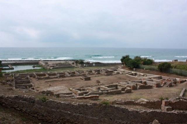 Emperor Tiberius' villa sperlonga