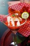 Coastal prawn cocktail: La Puerta, Neutral Bay. Sydney Food Blog Restaurant Review