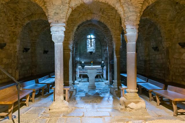 Cripta d'Olius