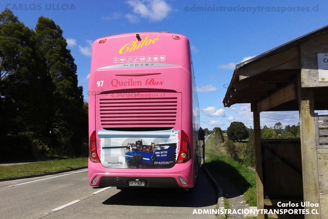 Queilen Bus - Degán - Modasa Zeus / Volvo (GYPS37)