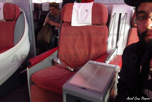 Premium Business de LAN - Boeing 787-8 Dreamliner