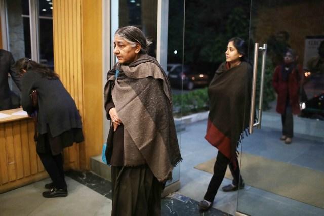 Netherfield Ball – Amartya Sen's Reception, India International Center