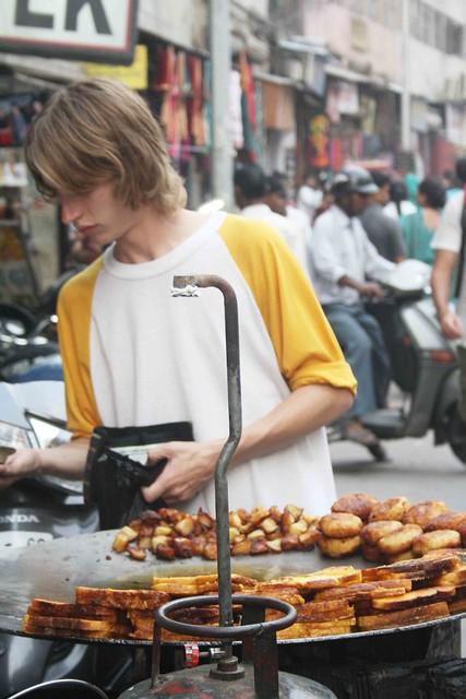 City Food - Delhi Belly, Around Town