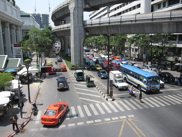 Transportation in Bangkok
