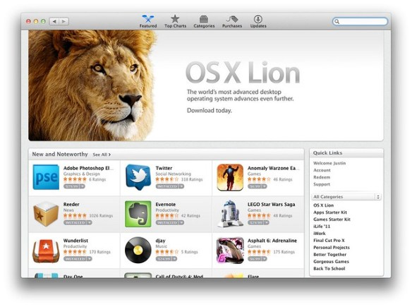 Apple's Mac App Store