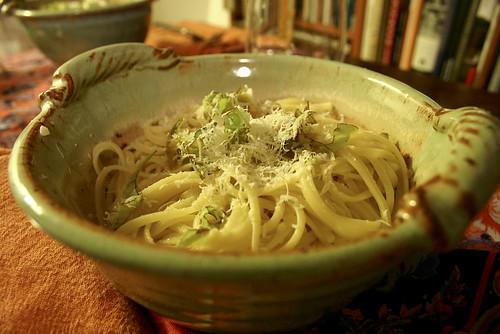 light summer pasta