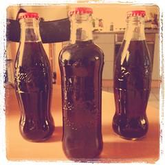Oldskool Coca Cola...