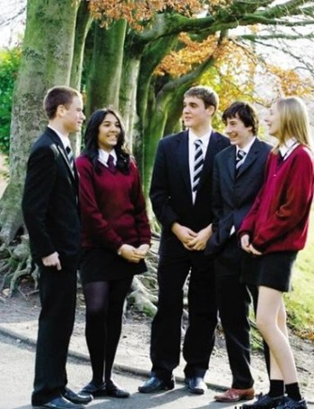 2-School Uniforms in England