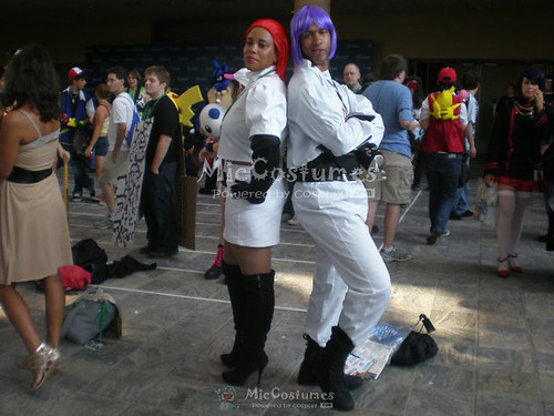 Pokemon Team Rocket James Cosplay