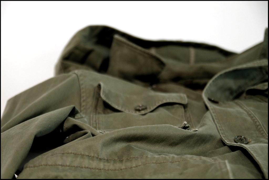 Tuukka13 - Winter Jackets 2011 - J Crew Military Jacket