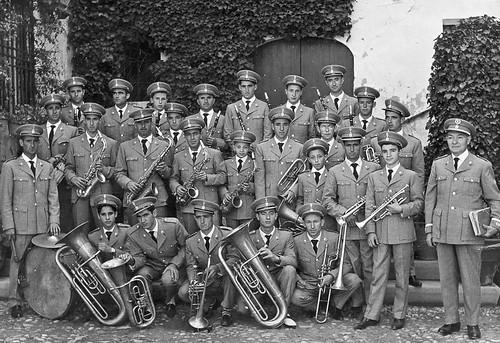 La Banda en Patio de Armas del Castillo