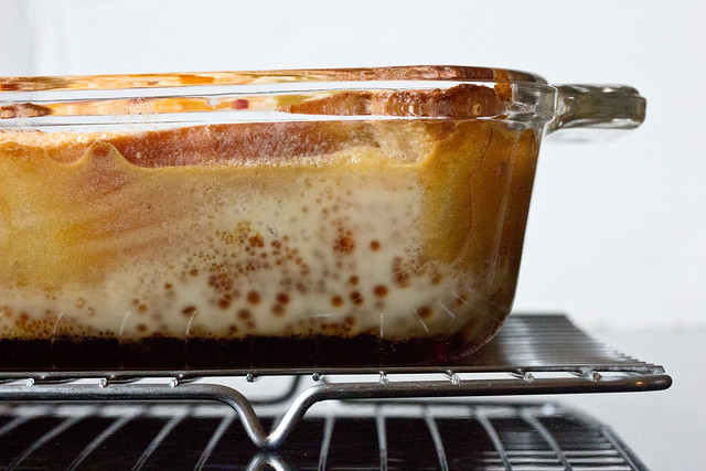 Cuban Diplomatic Pudding