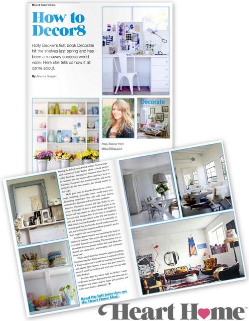 Heart Home magazine