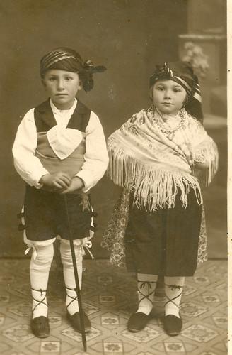 Vestidos de baturros