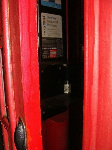 Jar No 297 in situ