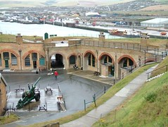 """Newhaven Fort • <a style=""""font-size:0.8em;"""" href=""""http://www.flickr.com/photos/59278968@N07/6325419135/"""" target=""""_blank"""">View on Flickr</a>"""