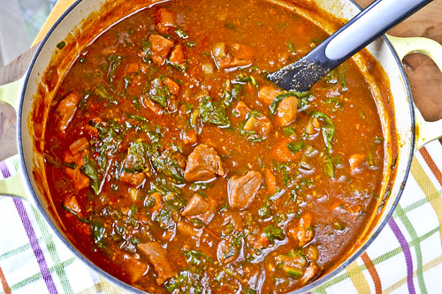 Pumpkin & Pork Chili 14