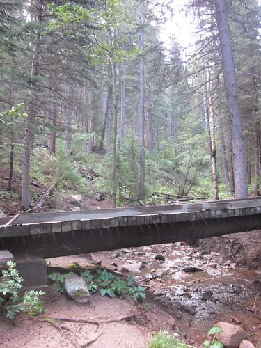 Maxwell Falls Hike