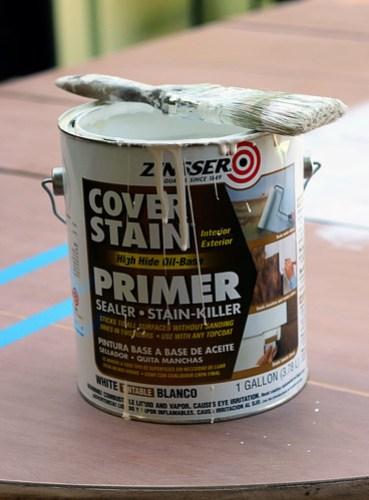 Prime with Oil Primer