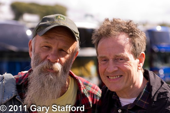 Seasick Steve & John Paul Jones
