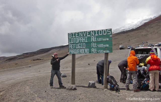 Welcome to Cotopaxi Volcano