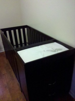 crib completed
