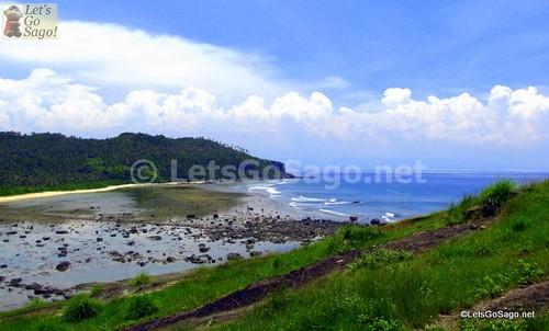 Atop Magasang Rock