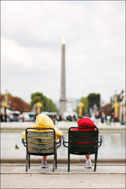 Paris en couleur (Paris in color)