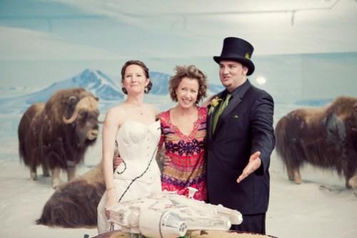 Lynn and Dorian with Kimberly Bailey