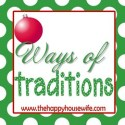 Ways of Family Traditions