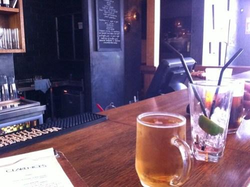 Clarences Bar