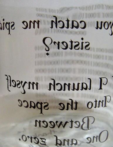 Jar No 317 close up 03