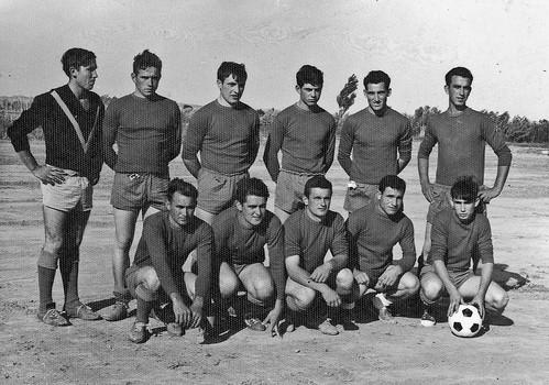 Equipo de futbol de Cortes